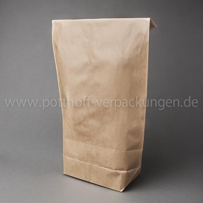 Bodenbeutel, Natron, braun, 10,0 kg, 36X52cm Image