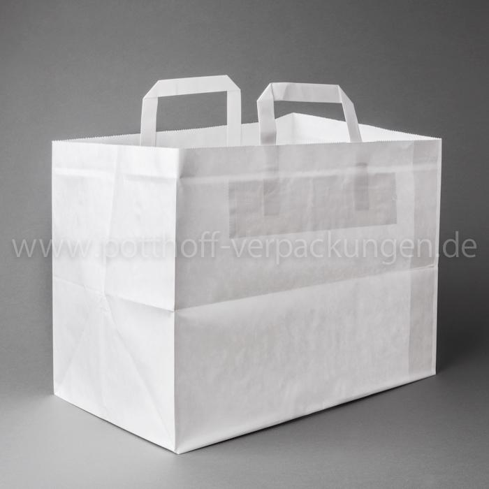 Papiertragetaschen 32+22X24 Image