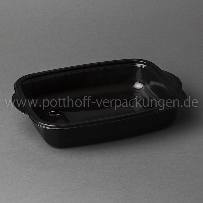 MW-Schalen, unget., schwarz Image