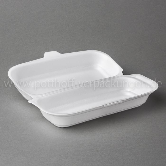 "Lunch-Box, weiß, ""Currywurst"" Image"