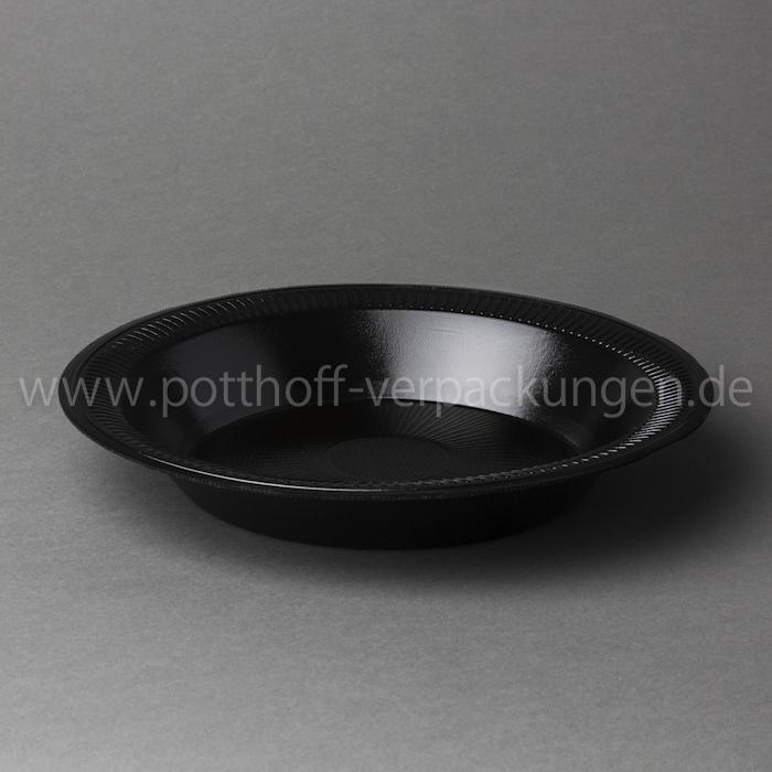 Salatschale B2, schwarz 400ccm/170mmØ Image