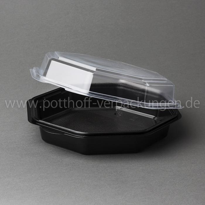 Salatschale Octaview 1.000ccm 230mm X 230mm X 60mm Image