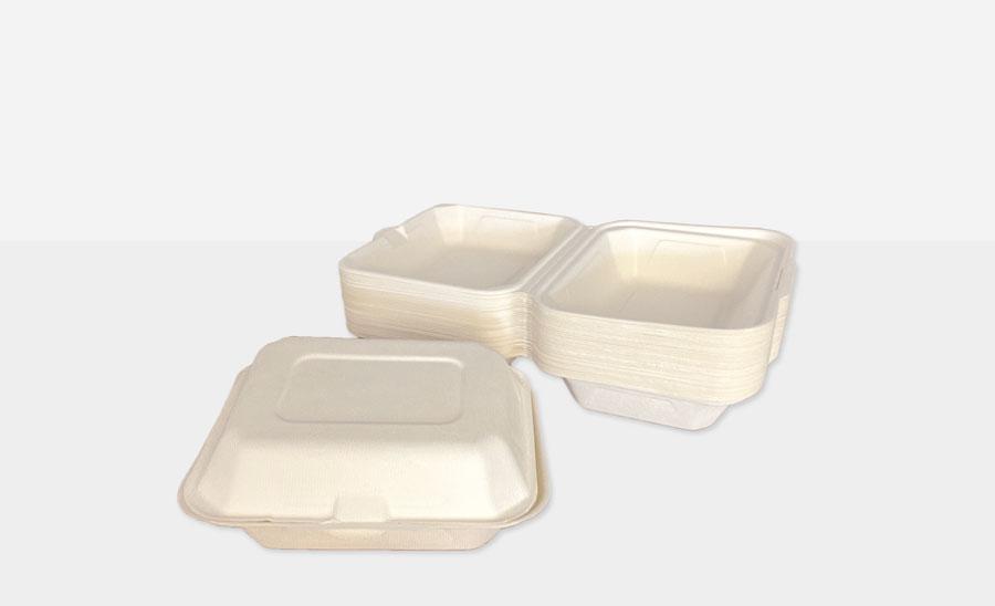 Lunchbox klein Bagasse Image